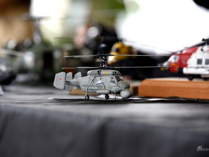 Model vrtulnika