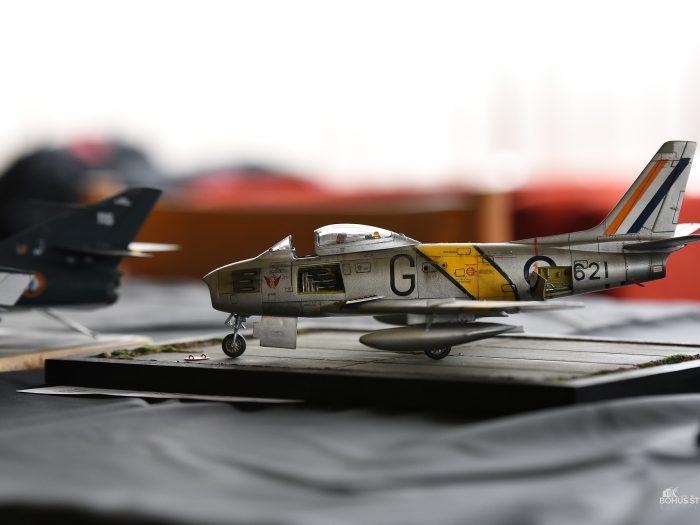 Model lietadla F6