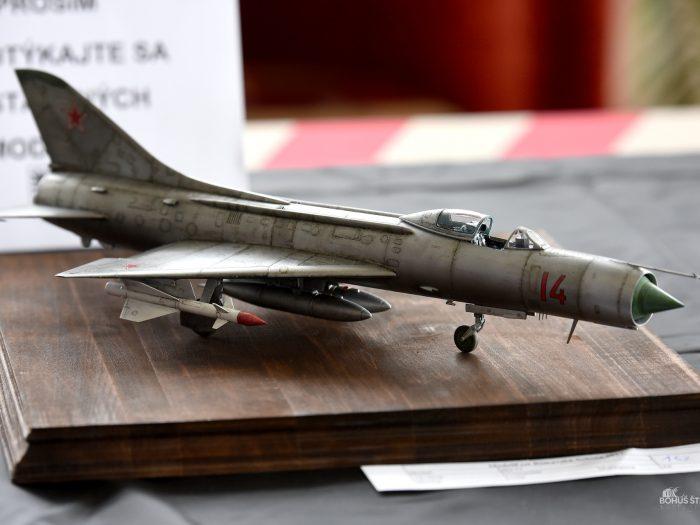 výstava modelov lietadiel
